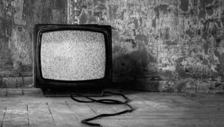 TV'en er ikke død