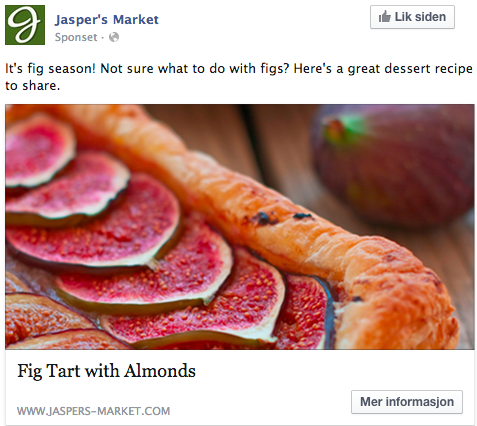 FB annonse stor